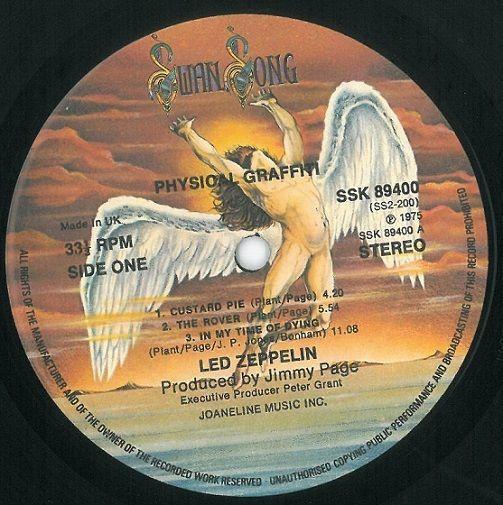 Led Zeppelin Physical Graffiti Vinyl Lp Planet Earth Records